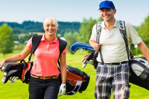 Weekend golf - Stage Carte Verte en région parisienne - 2 Jrs / 6 Hrs
