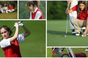 Var - Stage de golf Junior 5 jours / 10 hrs