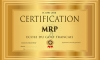 certification mrp golf